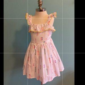 Cat & Jack Pastels Adorable Summer dress